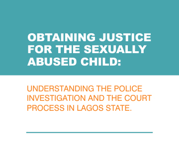 Obtaining Justice for Abused Children